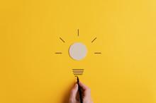 Vision And Idea Concept