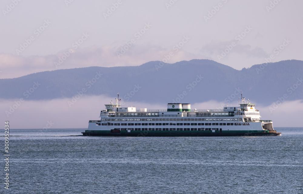 Fototapety, obrazy: Monday at Friday Harbor