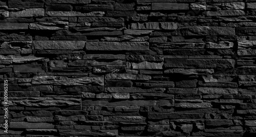 Natural black charcoal for background. Industrial coal mineral stone. Dark grey black slate abstract background or texture. Top view of coal mineral black. Used as fuel for industrial coal
