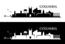 Columbia Skyline - Missouri, U...
