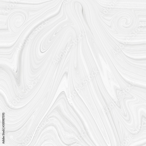 In de dag Abstract wave Abstract grey white waves and lines pattern. Futuristic template background.