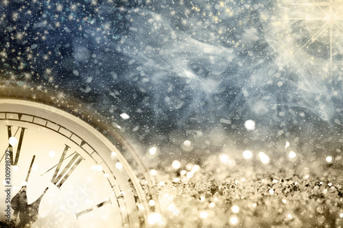 Obraz New year celebration  - fototapety do salonu