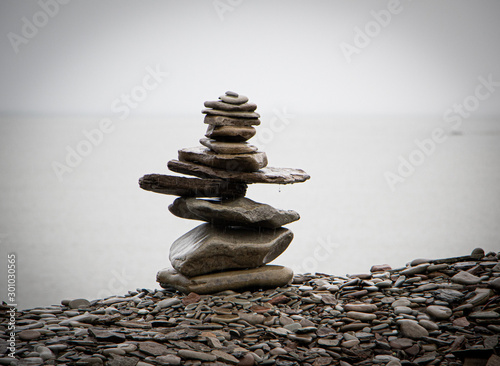 Photo Inukshuk
