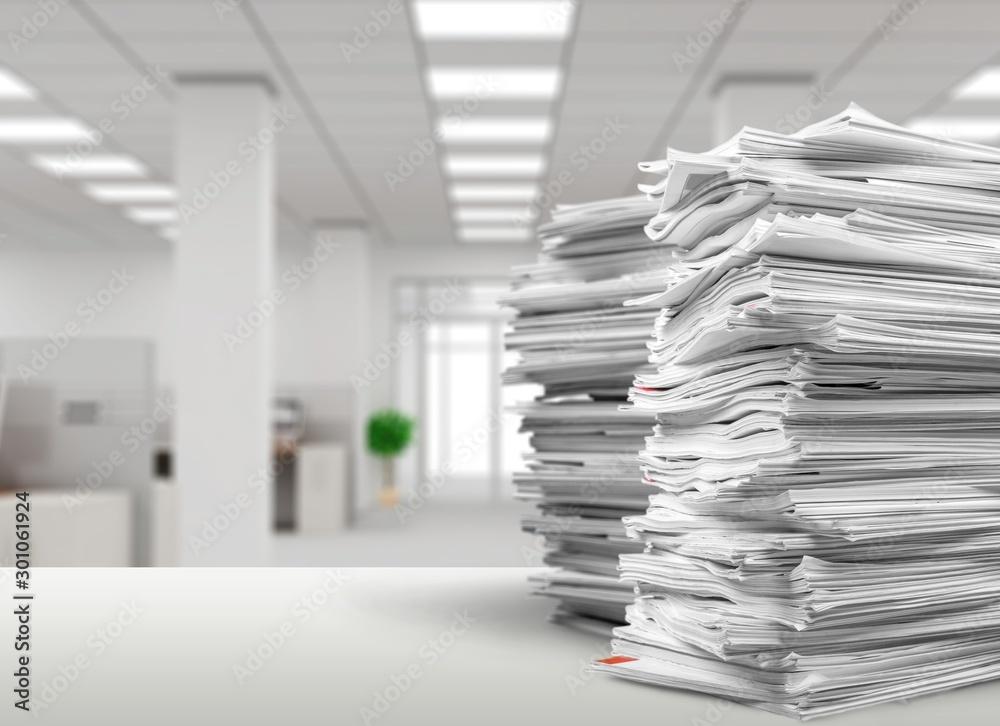 Fototapety, obrazy: Documents.