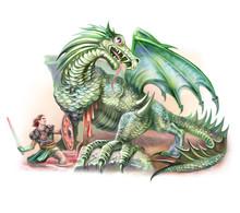 Hero And Dragon