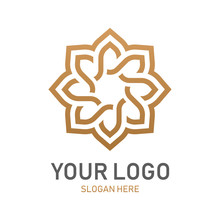 Abstract Premium Luxury Logo Design
