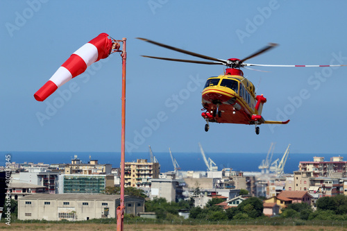 Photo  Elicottero 118 Sicilia