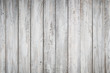 canvas print picture Blue wooden background with old painted boards
