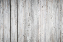 Blue Wooden Background With Ol...