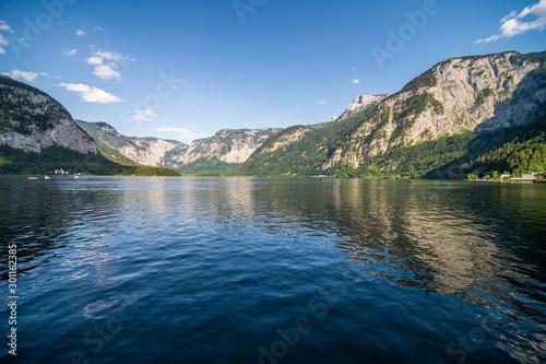 Fotomural July, 2019 - Hallstatt, Austria