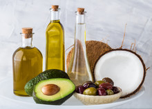 Healthy Cooking Oils.