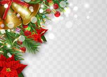 Christmas Border Decorations W...