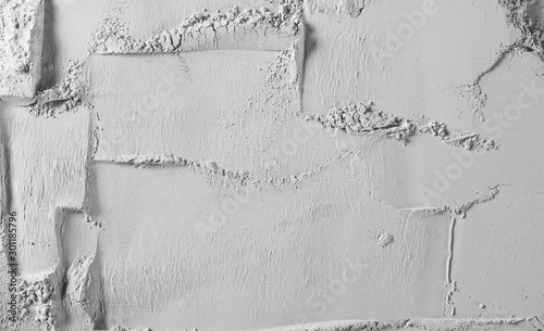 Photo Cement powder background and texture