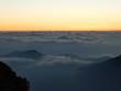 Sonnenaufgang am Vulkan Acatenango