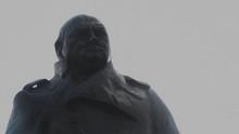Statue Of Winston Churchill Pa...