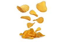 Potato Crisps Falling Down, Is...