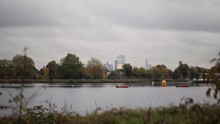 London City From The West Rese...