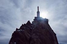 Top Of The Mountain Aiguille D...