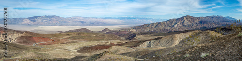 USA, California, Inyo County, Death Valley National Park Canvas Print