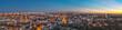 canvas print picture - Bloemfontein
