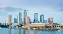 Tampa Bay Florida Downtown Cit...