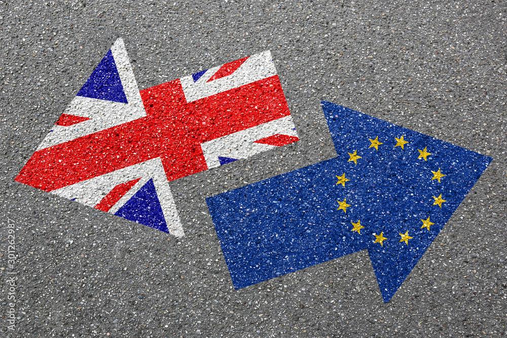 Fototapety, obrazy: Brexit European Union Europe Great Britain politics England exit