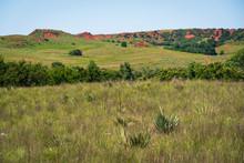 The Landscape Of Washita Battl...