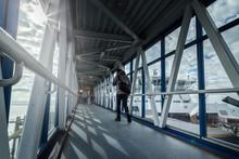 A Passenger Ferry Terminal Gan...