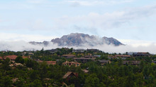 Granite Mountain Clothed In Cl...