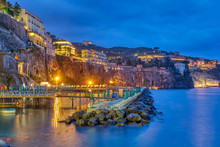 The Cliffs Of Sorrento On The ...