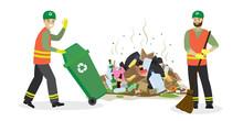 Garbage Collectors And Trash C...