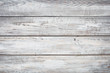 canvas print picture Gray wooden background with old painted boards
