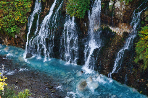 Recess Fitting Waterfalls 白髭の滝
