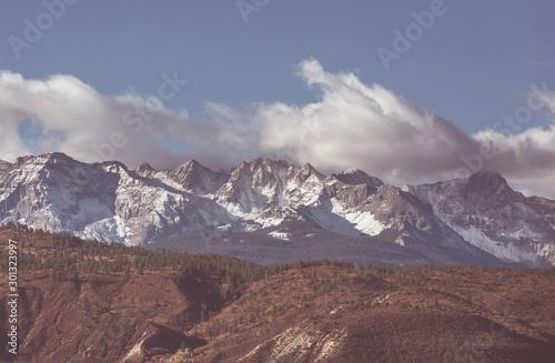 Fototapety, obrazy: Autumn in Colorado