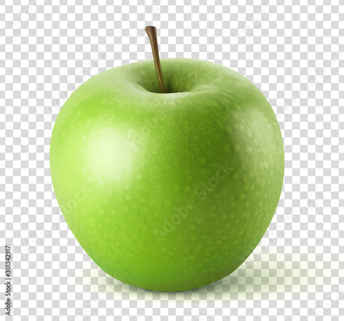 Fotografía Pomme vectorielle 3