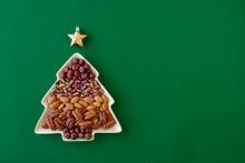 Christmas Greeting Card With V...