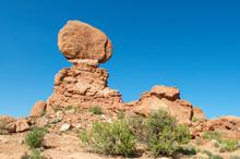 Unique Sandstone Rock Formatio...