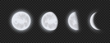 Moon Phases, Waning Or Waxing ...