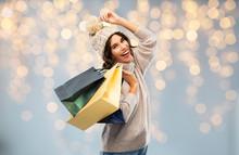 Christmas, Seasonal Sale And C...