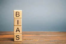 Wooden Blocks With The Word Bi...