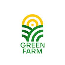 Farm Logo Design. Organic Prod...