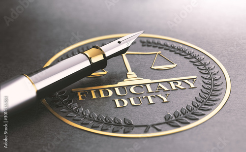 Fiduciary Duty, Legal Responsibilities Canvas