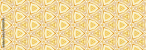 Photo sur Toile Style Boho Stylized african tribal colorful motif in ethnic style. Geometric seamless pattern for site backgrounds, wrapping paper, fashion design and decor.