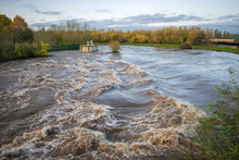 River Don, A6123 Aldwarke Lane...