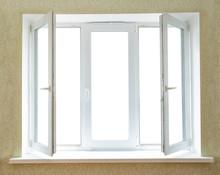 Modern PVC Window Frame Isolat...