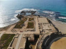 The Caesarea King Herod's Hipp...