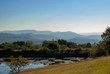 canvas print picture - The rural landscape around eManzana (formerly Badplaas) in Mpumalanga Province, South Africa