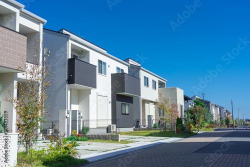 Fototapeta 住宅 obraz na płótnie