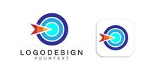 Target Logo Design. Icon App S...