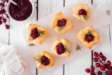 Holiday Puff Pastry Appetizers...